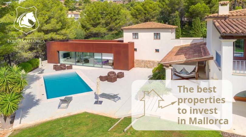 5 best properties to invest in Mallorca